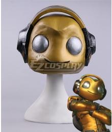 Overwatch OW Lucio Correia dos Santos Hippityhop Mask Cosplay Accessory Prop