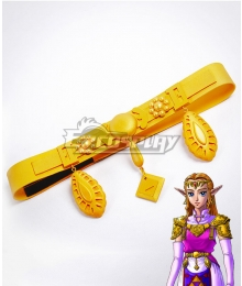 The Legend of Zelda: Ocarina of Time Princess Zelda Waist decoration Cosplay Accessory Prop