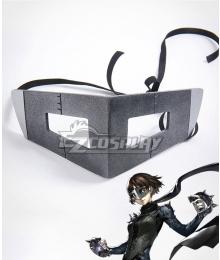 Persona 5 Queen Makoto Niijima PVC Mask Cosplay Accessory Prop