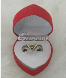 Wonder Woman 2017 Movie Diana Prince Ring Cosplay Accessory Prop