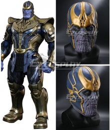 Marvel The Avengers 3 Guardians of the Galaxy Thanos Mask Cosplay Accessory Prop