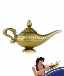 Disney Aladdin Lamp Cosplay Accessory Prop