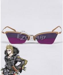 Fate Grand Order FGO Sakata Kintoki Glasses Cosplay Accessory Prop