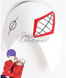 Tokyo Ghoul Shuu Tsukiyama Mask Cosplay Accessory Prop