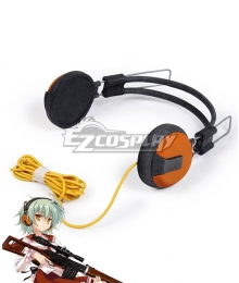 Aria The Scarlet Ammo AA Hidan No Aria Reki Headset Cosplay Accessory Prop