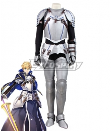 Fate Grand Order FGO Fate Prototype Saber Arthur Pendragon Armor Cosplay Accessory Prop