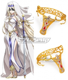 Goblin Slayer Sword Maiden Waist Armor Cosplay Accessory Prop