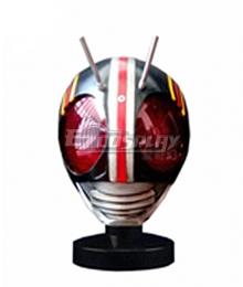 Kamen Rider Black R Helmet Mask Cosplay Accessory Prop