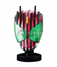 Kamen Rider Decade Helmet Mask Cosplay Accessory Prop