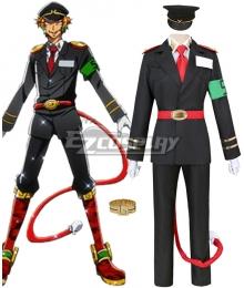 Nanbaka Samon Goku Cosplay Costume