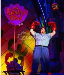 Encyclopedia SpongeBobia The Broadway Musical Mr.Krabs Cosplay Costume