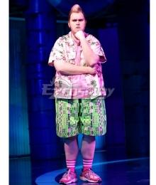 Encyclopedia SpongeBobia The Broadway Musical Patrick Star Cosplay Costume