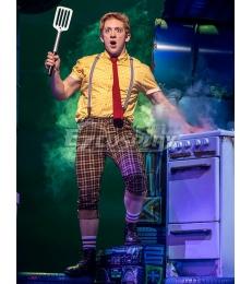 Encyclopedia SpongeBobia The Broadway Musical SpongeBob SquarePants Cosplay Costume