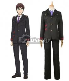 Noragami Aragoto Kazuma Cosplay Costume