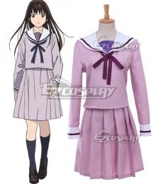 Noragami Aragoto Hiyori Iki Dress Cosplay Costume