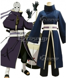 Naruto Uchiha Obito Cosplay Costume