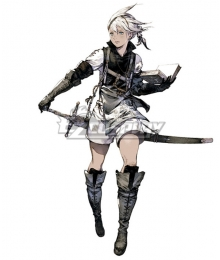 NIER Re[in]carnation Replicant Nier Brother Cosplay Costume