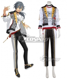 Ensemble Stars!! CRAZY:B Niki Shiina Cosplay Costume