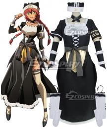 Overlord II Lupusregina Beta Cosplay Costume
