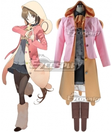 Occultic Nine Miyu Aikawa Cosplay Costume