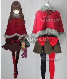 Occultic Nine Aria Kurenaino Cosplay Costume