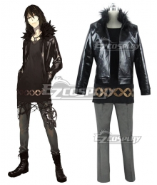 Occultic Nine Kiryu Kusakabe Cosplay Costume