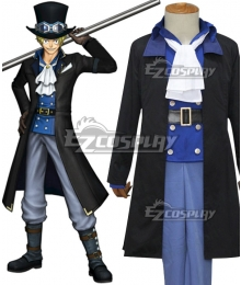 One Piece Sabo Cosplay Costume - A Edition