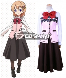 Gochuumon wa Usagi Desu ka? Is the Order a Rabbit? Cocoa Hoto Cosplay Costume