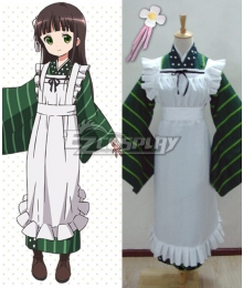 Gochuumon wa Usagi Desu ka? Is the Order a Rabbit? Chiya Ujimatsu Cosplay Costume