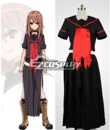 Okami-san to Shichinin no Nakamatachi Ryoko Okami Cosplay Costume