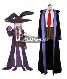 Okami-san to Shichinin no Nakamatachi Majolica le Fay Cosplay Costume
