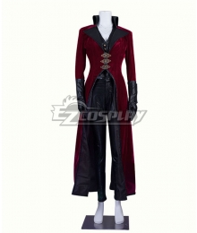 Once Upon A Time The Evil Queen Regina Mills Cosplay Costume