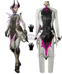 Overwatch OW Mercy Legendary Skins Cosplay Costume