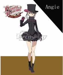 Princess Principal Angie Cosplay Costume