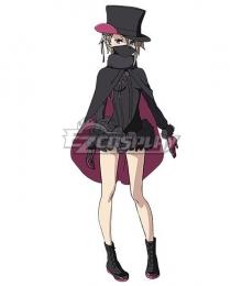 Princess Principal Angie Cosplay Costume - Including Cloak