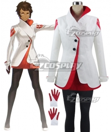 Pokémon GO Pokemon Pocket Monster Candela Team Valor Cosplay Costume