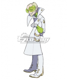 Pokemon Sun and Moon Faba Cosplay Costume