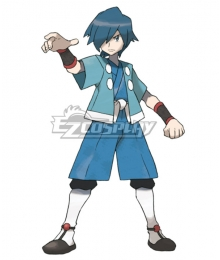 Pokémon Pokemon Falkner Cosplay Costume