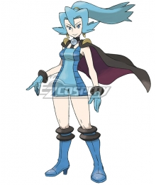 Pokémon Pokemon  Clair Cosplay Costume