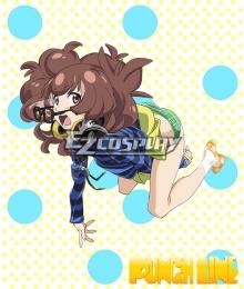 Punch Line Meika Daihatsu Front Cover Cosplay Costume