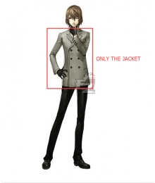 Persona 5 Goro Akechi Cosplay Costume - Jacket ONLY
