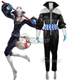 Persona 5 Fox Yusuke Kitagawa Cosplay Costume - Artificial Leather
