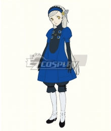 Persona 5 Lavenza Cosplay Costume