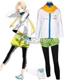 Prince of Stride Alternative Hounan School Hozumi Kohinata Athletic Wear Cosplay Costume - A Edition