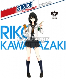 Prince of Stride Alternative Hounan School Riko Kawarazaki Uniforms Cosplay Costume