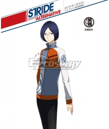 Prince of Stride Alternative Nagamine School Chikashi Aizawa Athletic Wear Cosplay Costume