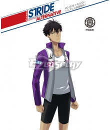 Prince of Stride Alternative Ichiba School Shinobu Izumi Athletic Wear Cosplay Costume