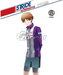 Prince of Stride Alternative Ichiba School Kiyoshi Sagara Athletic Wear Cosplay Costume