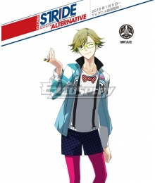 Prince of Stride Alternative Tsubakimachi School Makoto Shizuno Athletic Wear Cosplay Costume