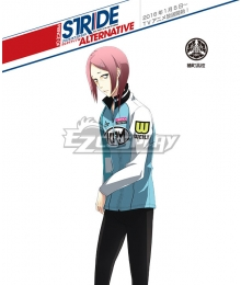 Prince of Stride Alternative Tsubakimachi School Akemi Konomura Athletic Wear Cosplay Costume